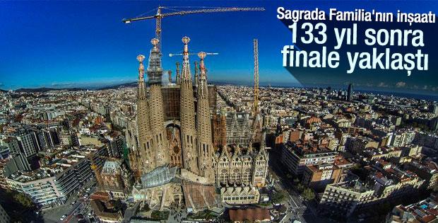 133 yıldır süren inşaatta finale yaklaşıldı