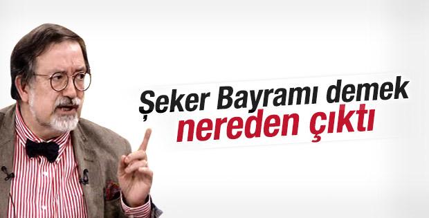 Murat Bardakçı'dan bayram yazısı