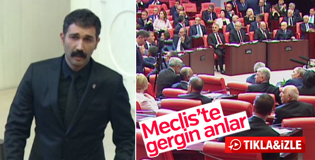 HDP'li vekil Barış Atay yemin etti