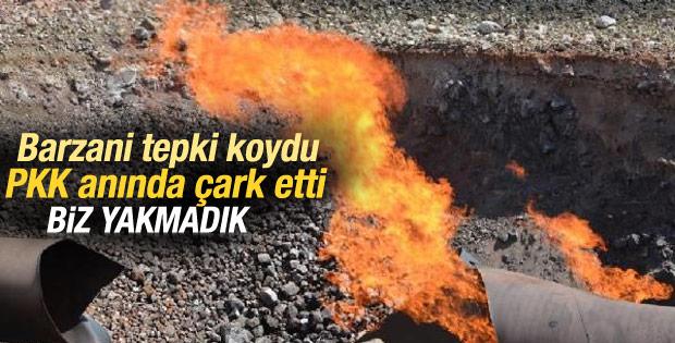PKK üstlendiği saldırıyı inkar etti