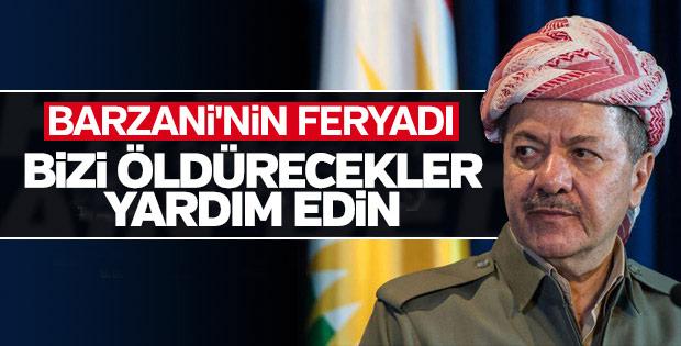 Irak Ordusu Barzani'yi korkuttu: Yardım edin