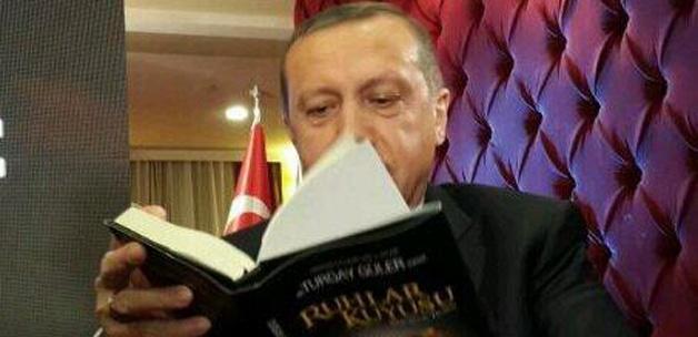 Başbakan en son Turgay Güler'in kitabını okudu