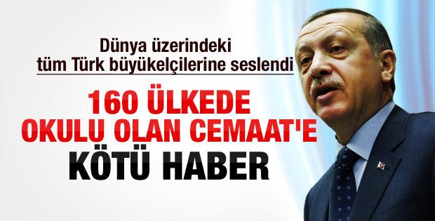 Başbakan Erdoğan'ın Büyükelçiler Konferansı konuşması - izle