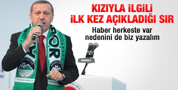 Başbakan Trabzon Araklı'da konuştu