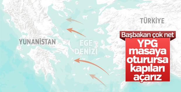 Başbakan Yıldırım'dan Avrupa'ya gözdağı