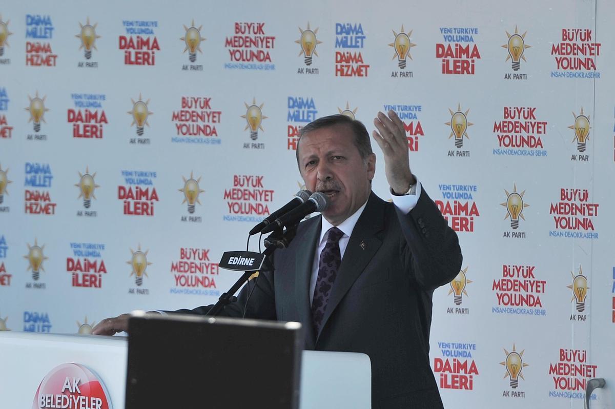 Erdoğan'dan HDP'nin İstanbul adaylarına tepki İZLE
