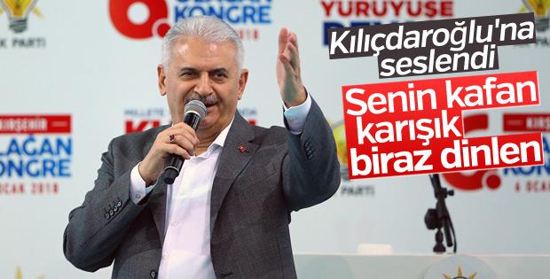 Başbakan, Kılıçdaroğlu'na yüklendi
