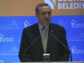Erdoğan: İnsan ne ise şehir odur