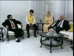Başbakan Erbakan'ın ilk röportajı - izle