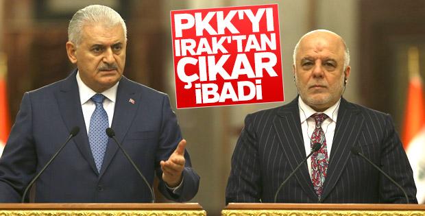 Başbakan Yıldırım'dan Başika ve Sincar açıklaması