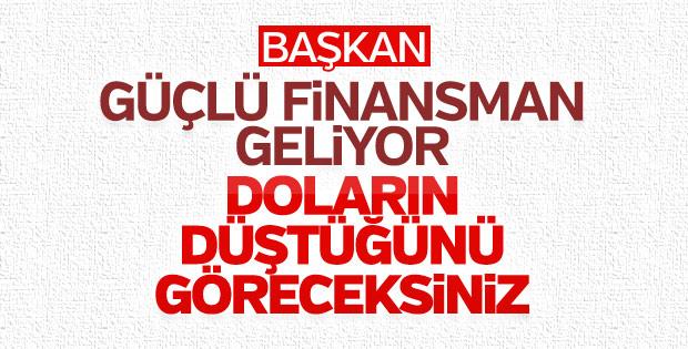 Başkan Erdoğan: Doların düştüğünü göreceksiniz