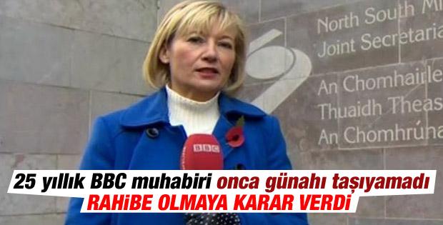 BBC muhabiri Martina Purdy rahibe olmaya karar verdi