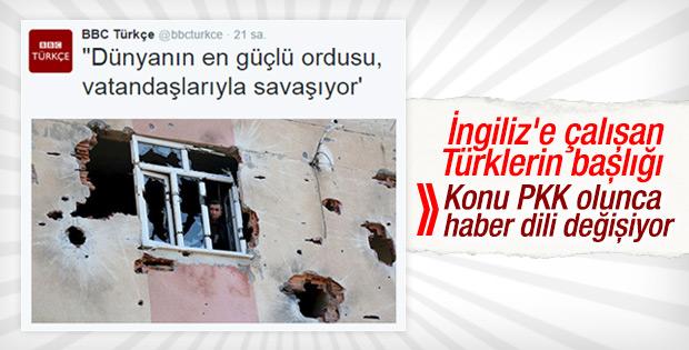 BBC'nin haberindeki Türkiye düşmanlığı