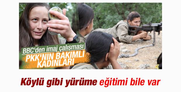 BBC'nin PKK için imaj çalışmasında dikkat çeken detay