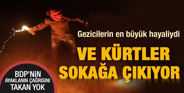 BDP Taksim'e çıkıyor