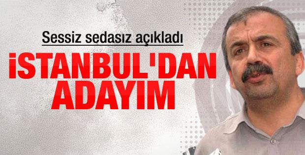 BDP'li Önder: İstanbul'a adayım