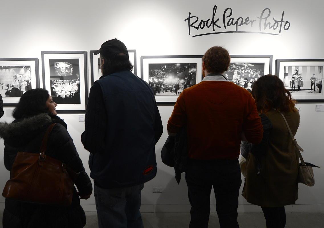 New York'ta The Beatles sergisi - izle