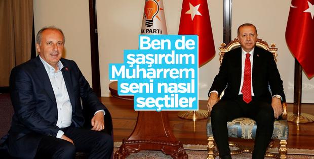 Erdoğan-İnce görüşmesinin ayrıntıları