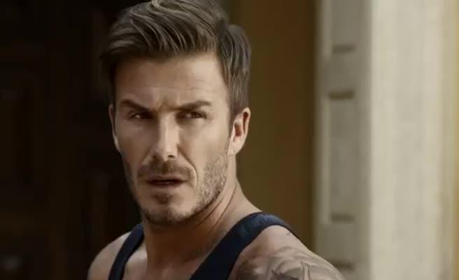David Beckham'ın merakla beklenen yeni reklam filmi