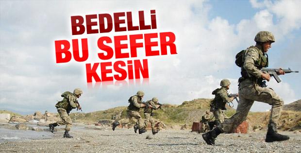 İsmet Yılmaz ile Erdoğan bedelli askerliği görüşecek