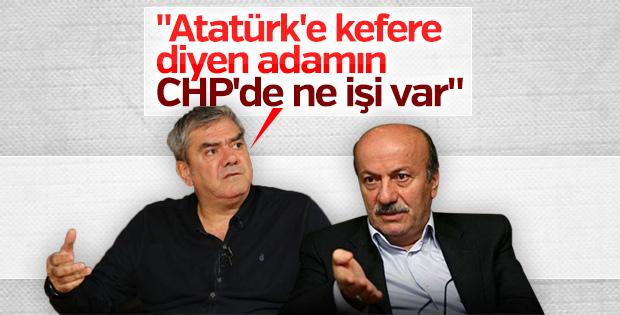 CHP'li Mehmet Bekaroğlu Yılmaz Özdil'e cevap verdi