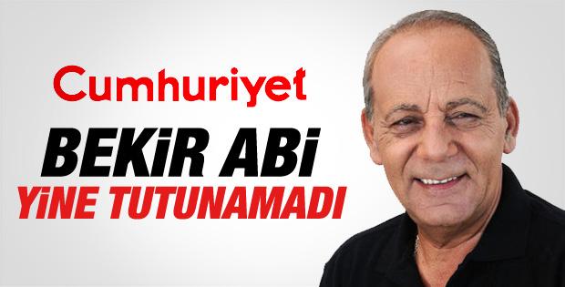 Bekir Coşkun Cumhuriyet gazetesinden ayrıldı