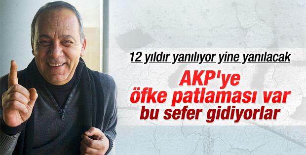 Bekir Coşkun'a göre AK Parti bu sefer gidici