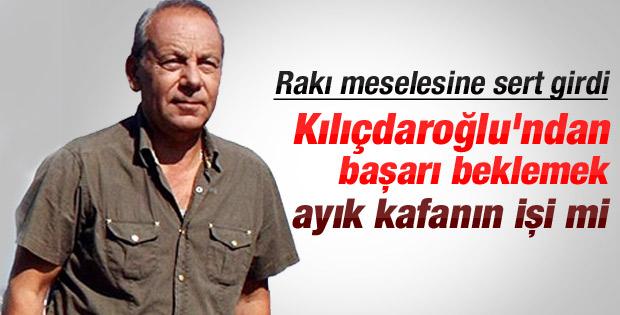 Bekir Coşkun'dan Kılıçdaroğlu'na sert eleştiri