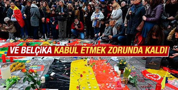 Belçika Brüksel saldırılarıyla ilgili hatayı kabul etti