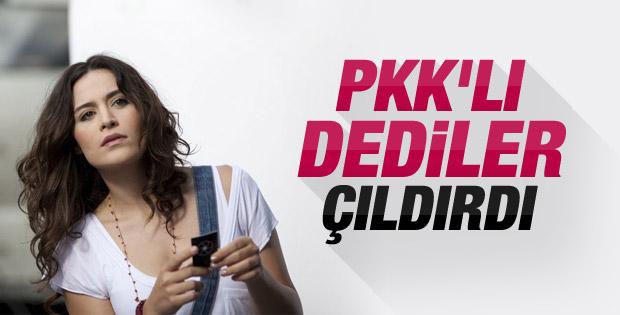 Belçim Erdoğan'ı kızdıran PKK yorumu