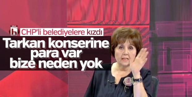 Ayşenur Arslan'ın CHP'li belediyelere para çağrısı