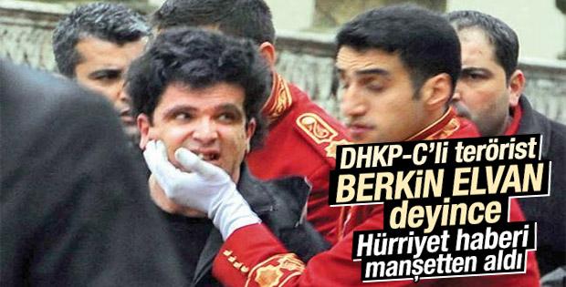 Hürriyet'in Dolmabahçe kurnazlığı