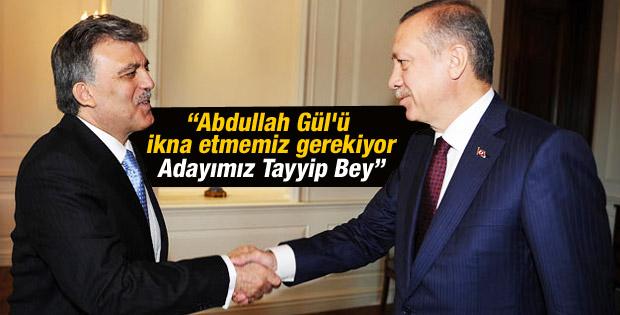 Beşir Atalay: Partinin başına Abdullah Gül geçmeli