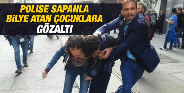 Beyoğlu Emniyet Müdürü 2 kişiyi gözaltına aldı