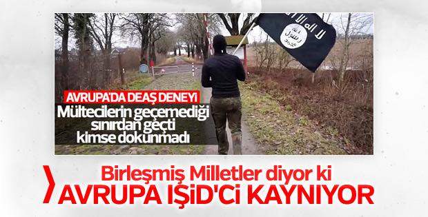 BGMK'dan Avrupa'ya uyarı: IŞİD'ciler geri dönüyor