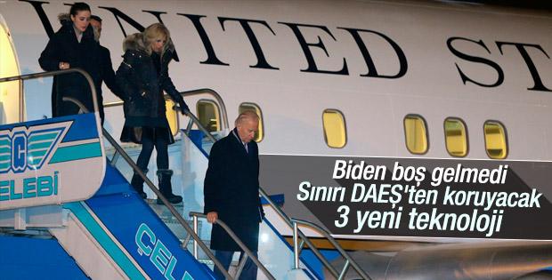 Joe Biden'dan Türkiye'ye yeni teknoloji önerileri