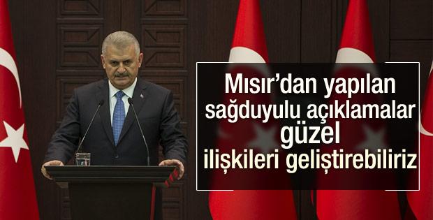 Başbakan Yıldırım'dan Bakanlar Kurulu sonrası açıklama