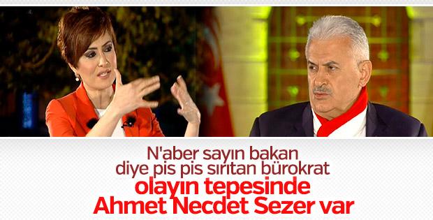 Başbakan Yıldırım: Naber Bakan bey dedi
