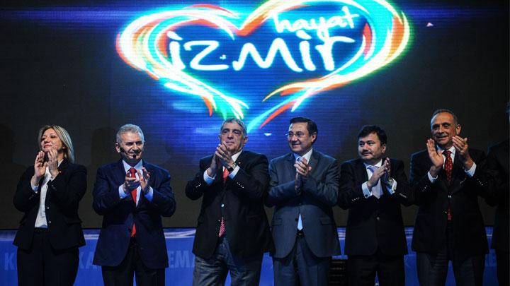 Binali Yıldırım'ın İzmir için 1414 projesi