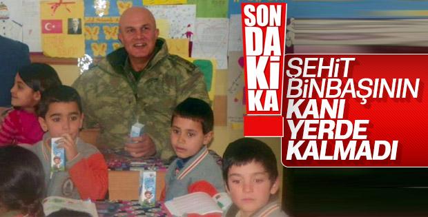 Binbaşı Arslan Kulaksız'ı şehit eden gri listedeki terörist öldürüldü