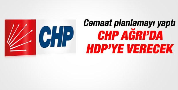 CHP'li Binnaz Toprak: Ağrı'da oyunuzu HDP'ye verin