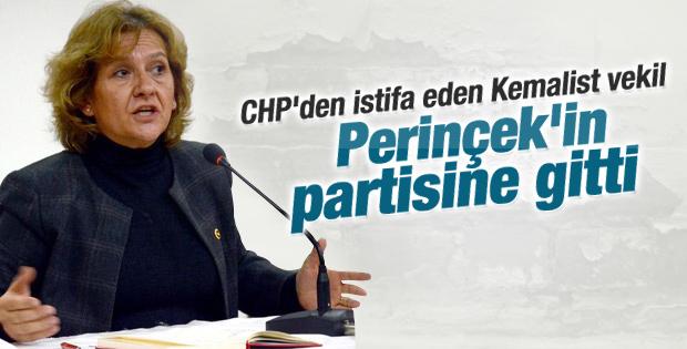 CHP'li eski vekil İşçi Partisi'ni destekleyecek