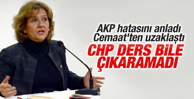 Birgül Ayman Güler CHP'yi bombaladı İZLE