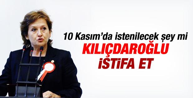 CHP'li Güler'den Kılıçdaroğlu'na istifa çağrısı