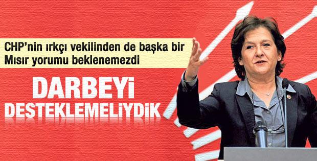 Birgül Ayman Güler CHP'yi karıştırdı