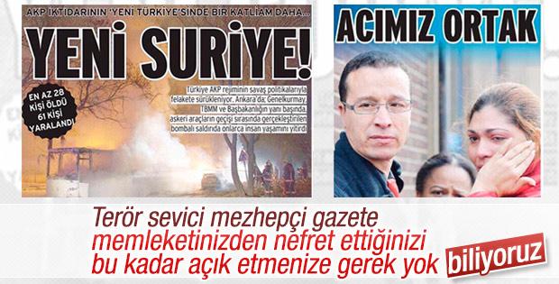 Türkiye'nin bu kadar hainle işi zor