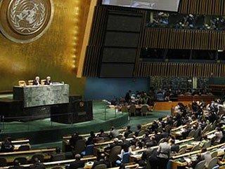 Birleşmiş Milletler Ukrayna için toplandı