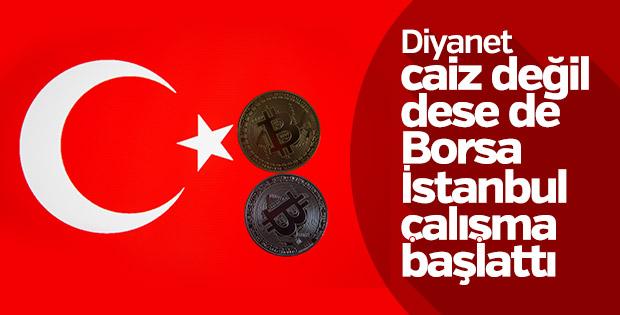 Borsa İstanbul kripto para piyasasını markaja aldı
