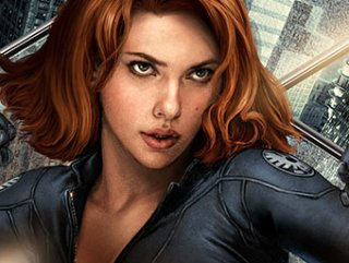 Black Widow'un filmi geliyor