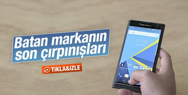 BlackBerry Priv'in tanıtım videosu yayınlandı
